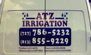 Tarpon Springs FL Lawn Sprinkler System Repair & Installation