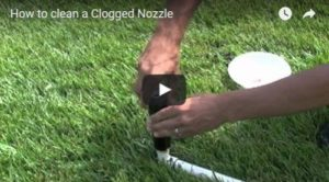 How to Clean a Clogged Nozzle