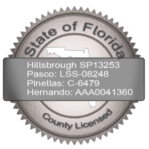 ATZ IRRIGATION STATE AND LOCAL LICENSE NUMBERS