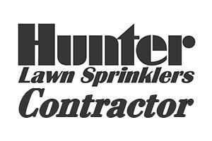Hunter irrigation