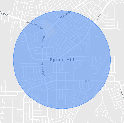 Sprinkler System Repair Spring Hill, FL
