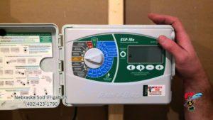 rain bird esp smte smart irrigation control system