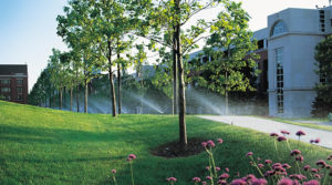 How To Turn Your Sprinkler System On